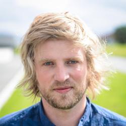 Christer Eik. Foto: Ole Andreas Vekve
