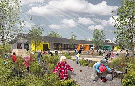 Ny barnehage i Botngård