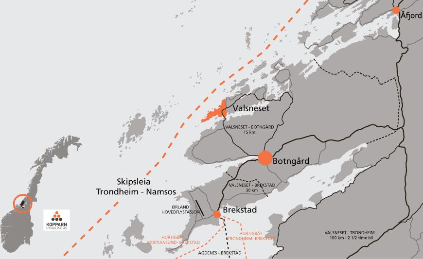 brekstad kart Bjugn | Kommune | Briefing Fosen brekstad kart