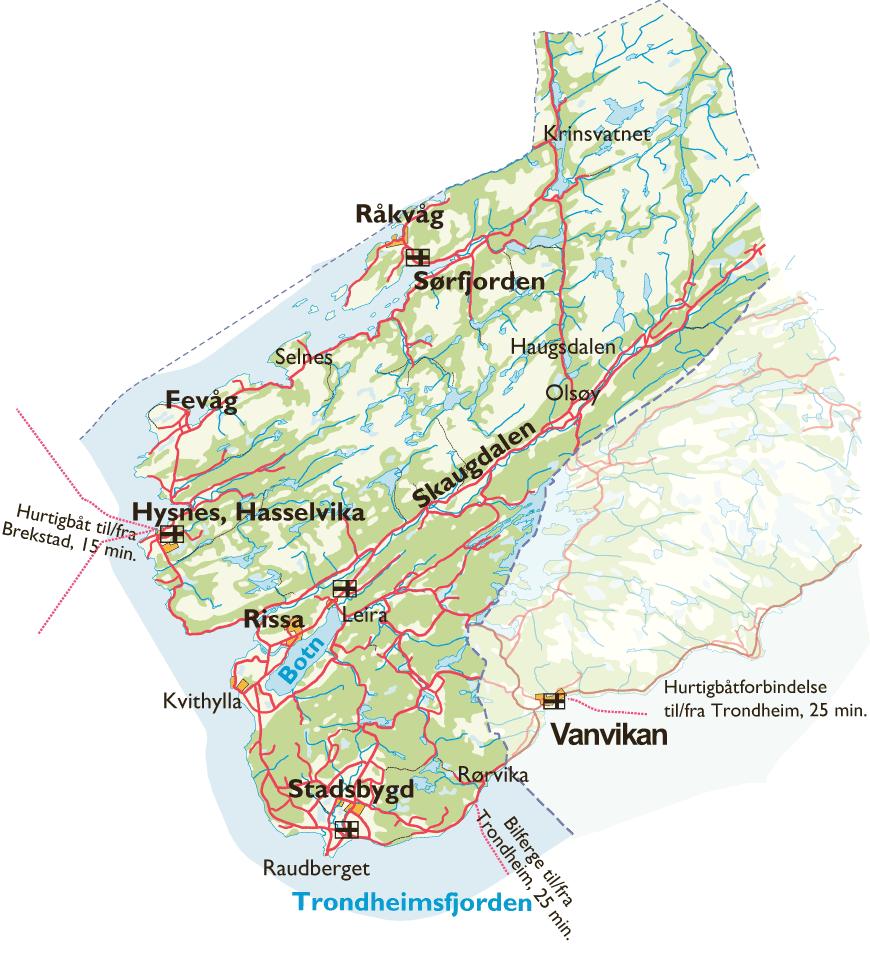 kart over rissa Rissa | Kommune | Briefing Fosen kart over rissa